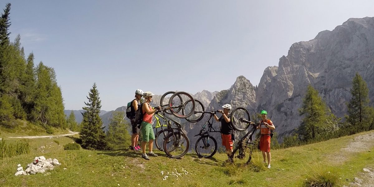 Some Of The Best Mountain Biking Routes Europe Has Available